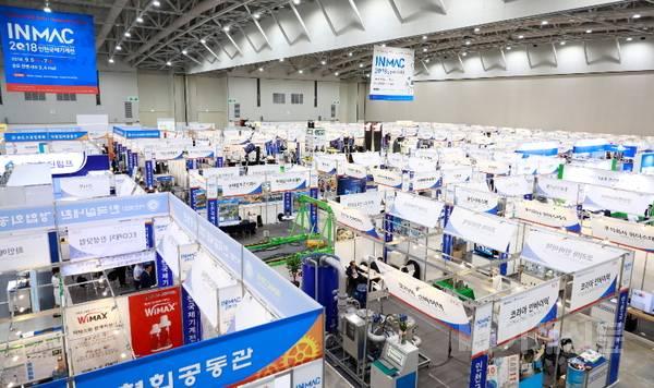 ▲ 인천 유일의 기계산업 전시회인 「2019 인천국제기계전(Incheon International Machinery Expo 2019)」이 오는 9월 25일(수)부터 27일(금)까지 3일간 인천 송도컨벤시아에서 개최된다